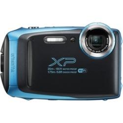 Fujifilm FinePix XP130 Digital Camera (Sky Blue)