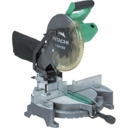 Hitachi Power Tools C10FCH2 Compound Miter Saw With Laser Marker