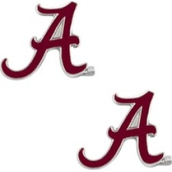 Sports Team Logo Post Stud Earring NCAA Charm Set