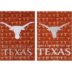 NCAA Suede 2 Sided Glitter Garden Flags