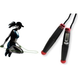 Smart Digital Jump Rope with LCD Display