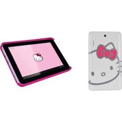"5 MP White Touchscreen 7"" Tablet"