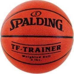 "Spalding TF-Trainer 28.5"" Weighted Trainer Ball - 3lbs"