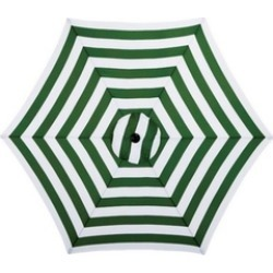Living Accents UM90BKOBD02/WT 9 ft. Market Umbrella found on Bargain Bro India from groupon for $68.88