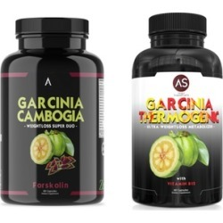 Angry Supplements Garcinia Cambogia Weight Loss Supplement Set