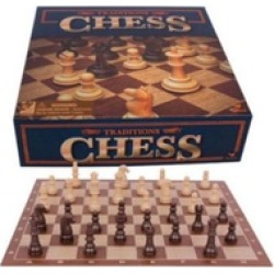 Classic Modern Collectors Board Game Set