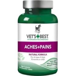 Vet's Best Aspirin Free Aches & Pains Dog Supplements, 50 Tablets