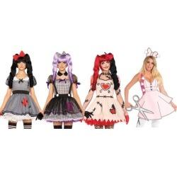 Leg Avenue Creepy Doll Costumes