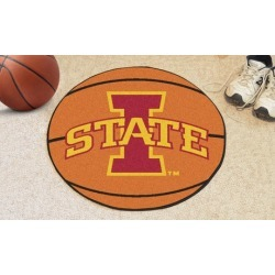 Fanmats NCAA Non-Skid Basketball Mat