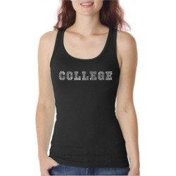 Women's Tank Top - COLLEGE DRINKING GAMES