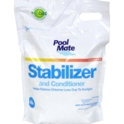 Pool Mate 1-2604B Chlorine Stabilizer and Conditioner 4 lbs.