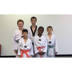 Level 1 Fundamentals Kids' Program for One or Two at Apex Taekwondo Center (Up to 65% Off)