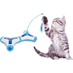 Pet Life Kitty-Tease Interactive Cognitive Training Puzzle