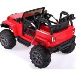 Jeep style Kids Ride on Truck W/Remote Control 12V Battery Powered Electric Car found on Bargain Bro Philippines from groupon for $399.99