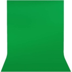 10 x 10 Ft Chromakey Green Screen Backdrop Photography Studio