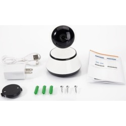 Wireless 720P Home Network CCTV IP Camera IR Night Vision WiFi Webcam