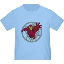 CafePress Iron Repulsor Cute Toddler T-Shirt found on Bargain Bro India from groupon for $9.98