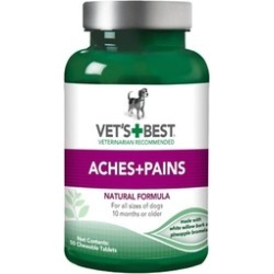 Vet's Best Aspirin Free Aches & Pains Dog Supplements 2 pack