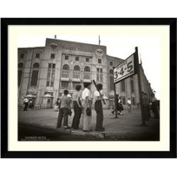 Yankee Boys' Framed Art Print 39x31-in
