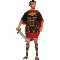 Rubie's Costume Heroes and Hombres Gladiator Costume, Standard Size