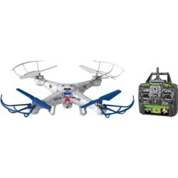 Ghostbusters 4.5CH Remote Control Camera Drone 2.4GHz - Stay Puft