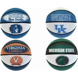 NCAA Mini Basketballs
