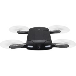 Quadcopter Selfie Drone With 480p Camera Wi-Fi RC