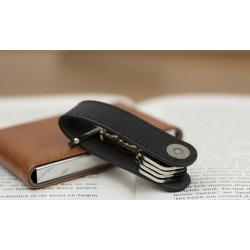 Italian Leather Pocket Key Organizer