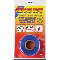 Harbor Products Inc 1in. X 12ft. Blue Rescue Tape
