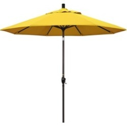 California Umbrella GSPT908117-F25 9 ft. Aluminum Market Umbrella found on Bargain Bro India from groupon for $143.58