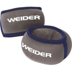 Weider Wrist Weights - 2lb pair