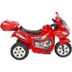 Modern 3 Wheel Motorcycle 6V Toy Battery Powered for Kids