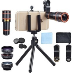Apexel 4-in-1 Smartphone Camera System found on Bargain Bro India from groupon for $19.99