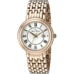 Lucien Piccard Women LP-16539-RG-22S Fantasia Rose Gold Watch