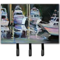 Carolines Treasures JMK1048TH68 Deep Sea Fishing Boats Leash & Key Holder