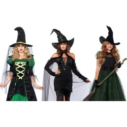 Leg Avenue Witch Costumes