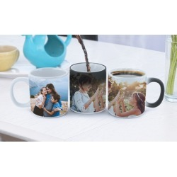 Personalized Photo Mug or Magic Photo Mug from CanvasOnSale (Up to 80% Off)