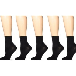 Neuropathy Therapy Gel Socks Alleviate Foot Pain Black-5 Pack found on Bargain Bro India from groupon for $34.99