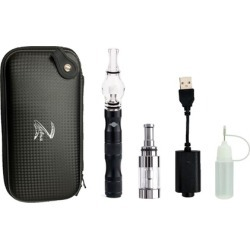 Zebra Fuse Wax/E Juice Vaporizer Starter Kit from Zebra Smoke (8-Piece)