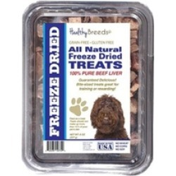 Healthy Breeds 840235147299 10 oz Labradoodle All Natural Freeze Dried Treats Be