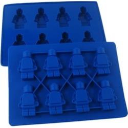Lego Minifigure Silicone Ice Tray