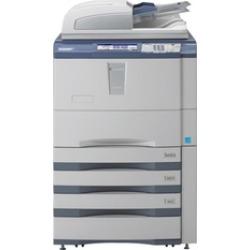 Toshiba e-Studio 556 MFP B Copy Print Scan 55 ppm Auto Duplex - Black & White