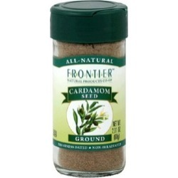 Frontier Herb 28611 Ground Cardamom Seed