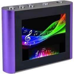 "Eclipse T180 1.8"" 4GB MP3 USB 2.0 Clip Style Digital Audio LCD Video"