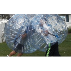 $350 for $500 Worth of Soccer - Motor City Bubble Soccer