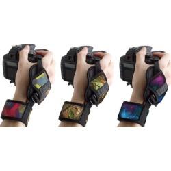 USA GEAR TrueSHOT DSLR Camera Hand Grip Strap