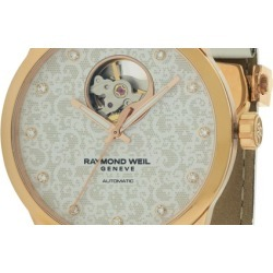 Raymond Weil Freelancer Ladies Watch 2750-PC5-30081 found on MODAPINS from groupon for USD $1358.99