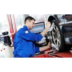 Six-Month Four-Wheel Alignment at Plus 1 Performance Tire Pros (Up to 46% Off).