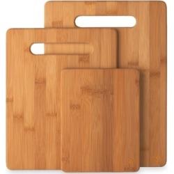 3 Piece Set: Bamboo Cutting Boards