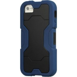 Insten Chronos Dual Layer Hybrid PC/Silicone Case for iPhone 5/5S